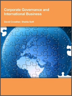 Corporate Governance and International Business - David Crowther