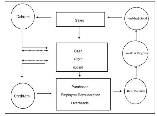 The Structure and Flow of Working Capital