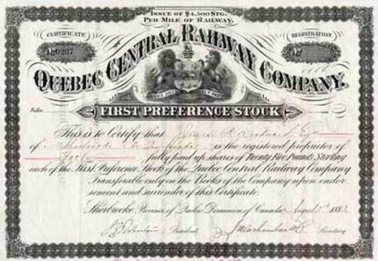 EXAMPLE OF PREFERENCE SHARE CERTIFICATE  Example Of Share Certificate