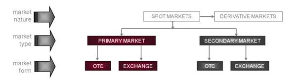 organization of spot financial markets (2)