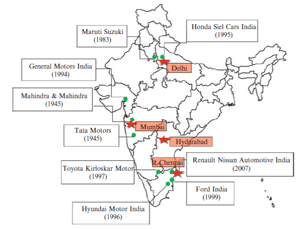 Hyundai motor india hmi limited tata motors mahindra for Hyundai motor finance corp address