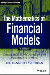 The mathematics of financial models - Kannoo Ravindran