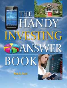 The handy investing answer book - Paul A.Tucci