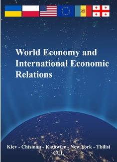 World Economy and International Economic Relations - Y.Kozak