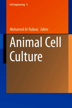 Animal Cell Culture - Mohamed Al-Rubeai