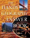 The handy geography answer book - Paul A. Tucci