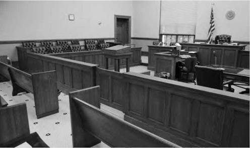 Most people have no desire to see the inside of a courtroom, but if circumstances require it U.S. citizens all have right to a speedy trial with an impartial jury (iStock).