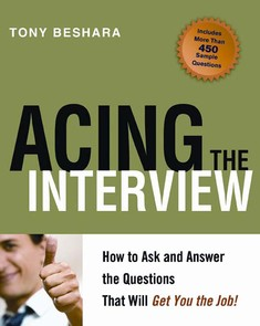 Acing the interview - Tony Beshara