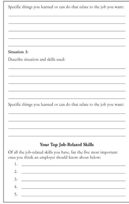 Worksheets Skills Inventory Worksheet transferable skills inventory worksheet sharebrowse karibunicollies