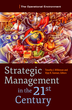 Strategic Management in the 21st Century. Theories of Strategic Management - Timothy J. Wilkinson