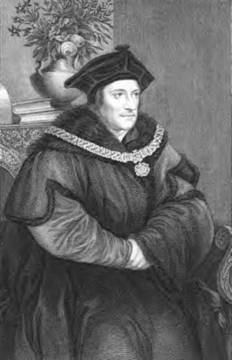 Sir Thomas More's resistance to King Henry VIII's self-serving policies eventually led to sainthood (iStock).