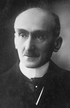 Henri Bergson is most famous for arguing that objective measurable time is not the same as real time (Library of Congress).