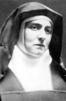 Edith Stein, a student of Edmund Husserl, was canonized after performing a miracle to save a child who overdosed on acetaminophen (AP).
